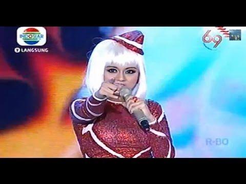 GGS Indosiar Jenita Janet Gw Juga Bisa @ Goyang Goyang Senggol Indosiar ...