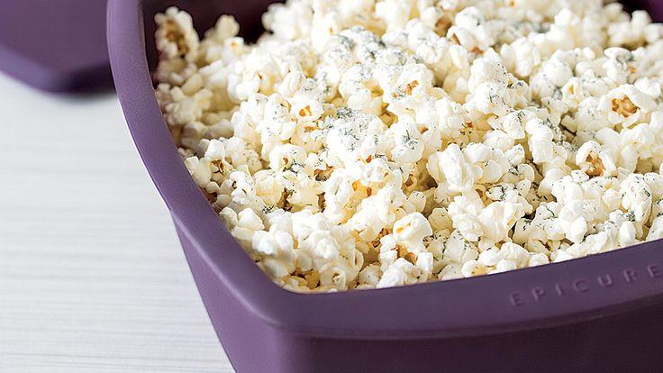 Family-Sized Popcorn