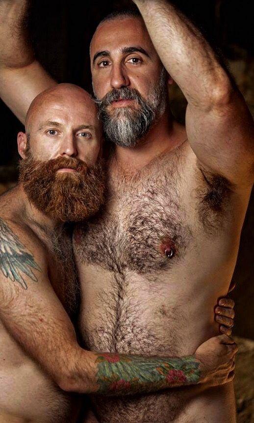 from Hayden bald beard gay