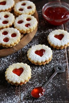 Spitzbuben ricetta biscotti di Natale | Dulcisss in forno |