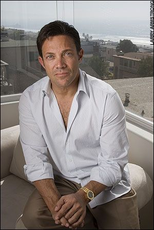 The Real Jordan Belfort. A.K.A. → Wolf Of Wall Street. Pic Cr- telegraph.co.uk