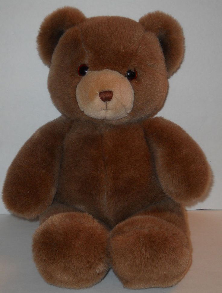 Gund Stuffed Cat With Green Eyes