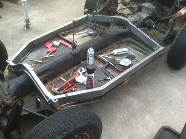 Building My First Dune Buggy How To Build A Buggy Vw