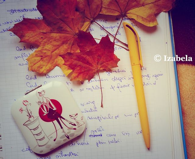 Izabela's Photos: Cold days are coming. Keep your heart warm