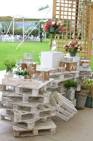 Do it yourself ideas and projects: DIY Rustic Decorations Made of Pallets for Yo…