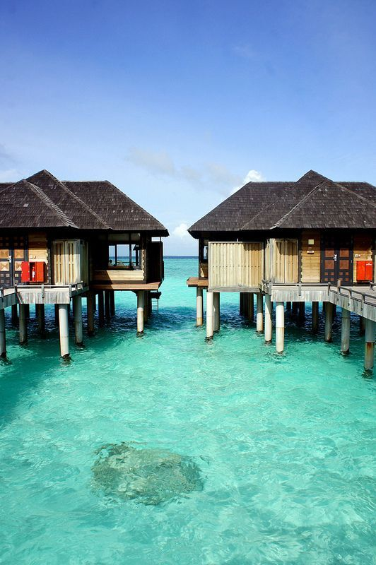 316 best images about 3 2 1 vacation on pinterest for Hilton hotels in maldives