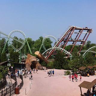 Gardaland Parco Divertimenti Gardaland Amusement Park #amusementpark #gardaland #italia #italy