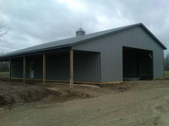 40x60 Metal Building Cost Pole Barn Kits Central Ohio Shedplans Building A Pole Barn Pole Barn Plans Barn House Design