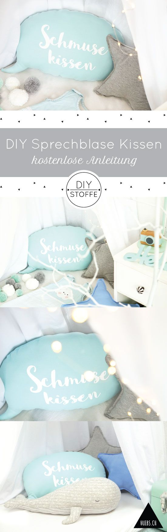 30 best DIY - Nähen Kissen images on Pinterest | Kissen, Diy nähen ...