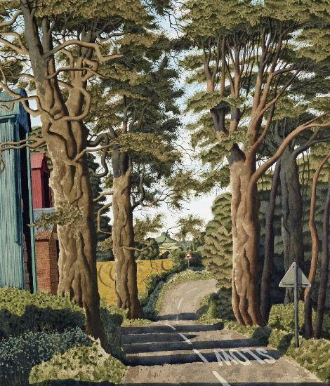 No Man's Moor Lane by Simon Palmer