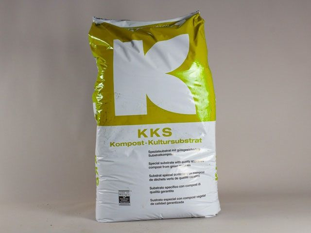 Klasmann Peat Free Seed Compost - 70 Litres  #compost #soil #gardening