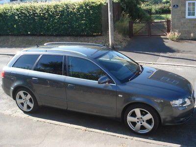 eBay: 2005 AUDI A4 2.0 TDI avant S Line spares or repair #carparts #carrepair