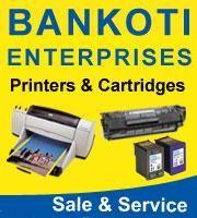 http://www.buzznoida.com/business/services/it-computer-services/11245.aspx Bankoti Enterprises - Sale & Service Printers & Cartridges (Ink Jet & Laser Jet Cartridges Refilling & Recycling, Printer Repairs) 9811317710, 0120-4326312