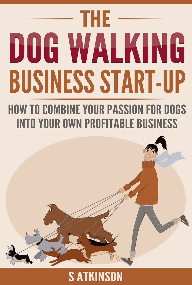 Thinking about starting your own dog walking business? http://www.amazon.co.uk/Dog-Walking-Business-Start-up-profitable-business-ebook/dp/B01CSFQMX8/