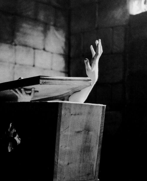 The Fall of the House of Usher (1928, dir. James Sibley Watson and Melville Webber)  (via)
