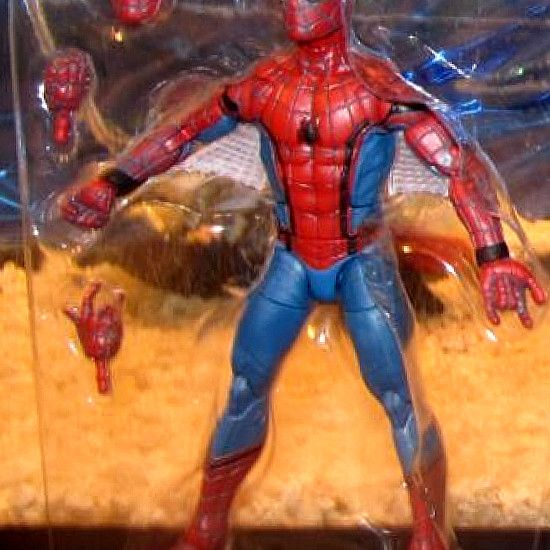 Okay, the Hasbro Spider-Man Homecoming Legends Stark Tech. Published on Jun 2, 2017. My ab. Up for auction today is a Loose Hasbro 2017 Marvel Legends Spider-Man Homecoming Stark Tech Web Wing Spider-Man Figure from the Vulture Build A. #hero #kids #SpiderMan #toys #Marvel #figurines #Collectibles #gifts