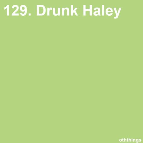 The little things that only One Tree Hill fans would understand. *inspired by just-littlethings My...