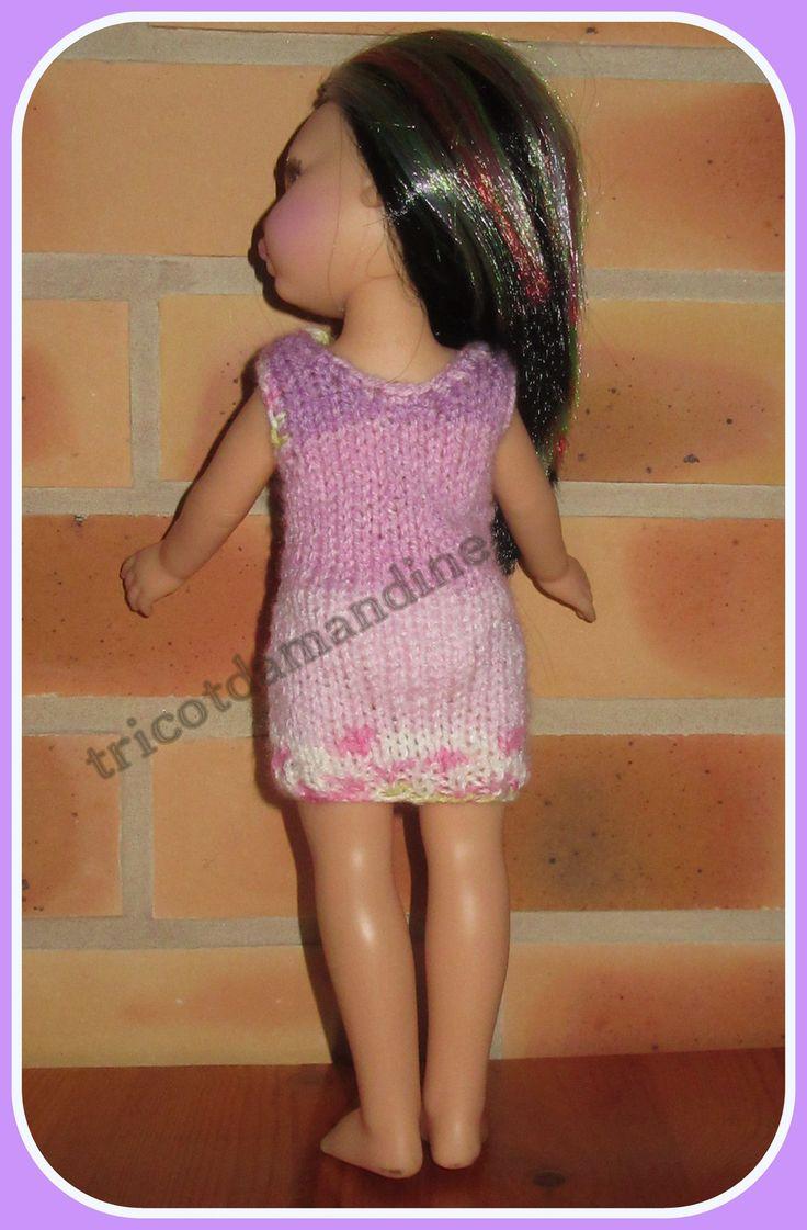 petite robe printanière vite faite tuto :l http://tricotdamandine.over-blog.com/2017/02/une-petite-robe-vite-faite.pour-cheries-paola.html