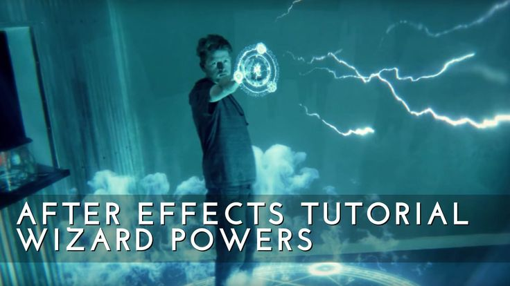 After Effects Tutorial - Wizard/Mage Magic Effect - http://tutorials411.com/2016/08/01/effects-tutorial-wizardmage-magic-effect/