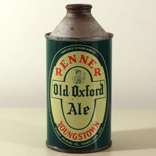 Renner Old Oxford Ale