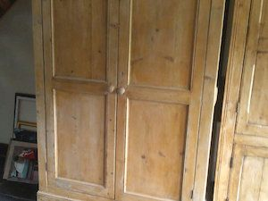 Antique Irish Wardrobe/cupboard for sale in Galway on DoneDeal