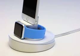 iphone watch stand charger