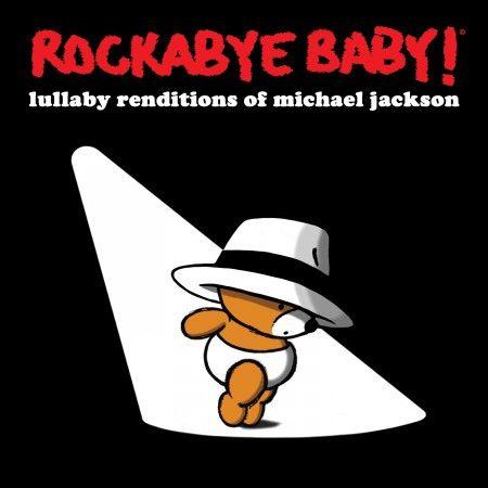 Rockabye Baby Lullabies CD - Michael Jackson