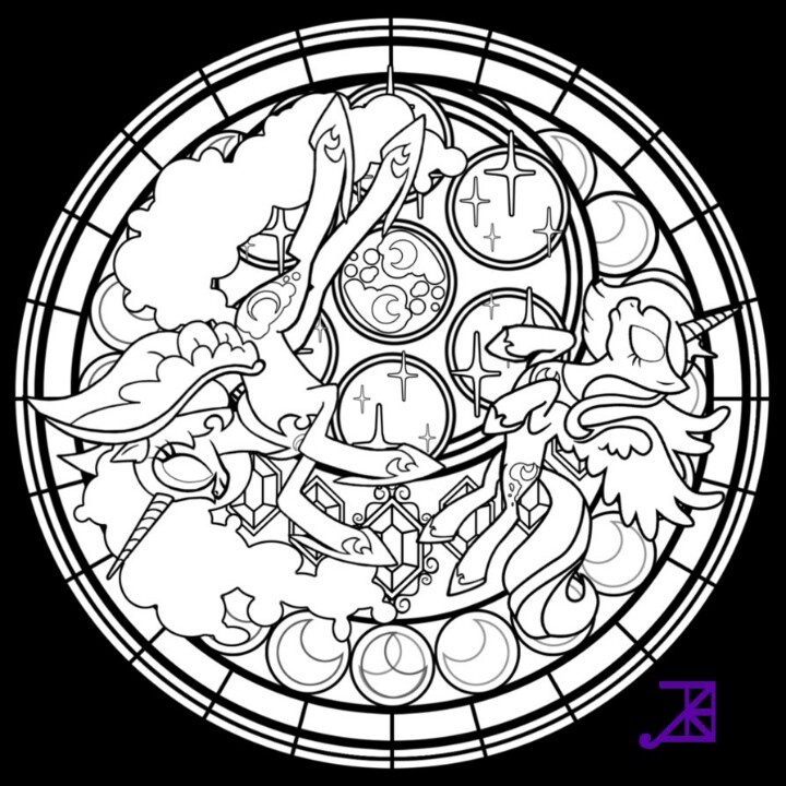 The War Within Line Art By Akili Amethyst Find This Pin And More On Disney Other Favorite Characters Coloring Pages