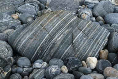 Banded gneiss - Grant Dixon / Lonely Planet Images / Getty Images
