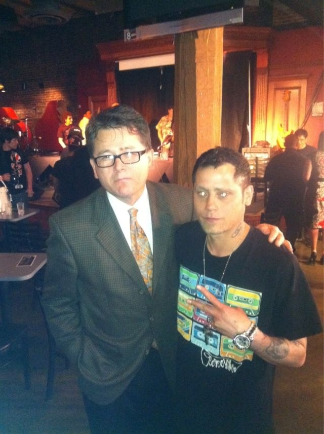 W/ Johnny Bousquet - Seattle based music producer.