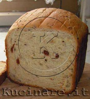 Pan brioche al miele e muesli