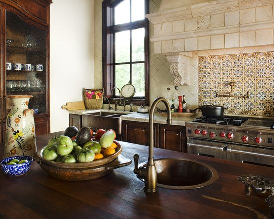 25 best ideas about spanish style kitchens on pinterest - Spanish style kitchen decor ...