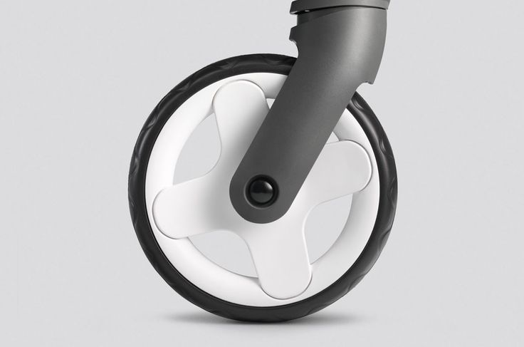 baby stroller wheel from Stokke