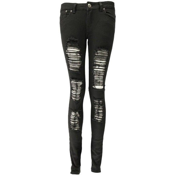 Jeans Womens ($2.88) ❤ liked on Polyvore featuring jeans, skinny leg jeans, slouch jeans, boyfriend jeans, slouch skinny jeans and slouchy boyfriend jeans