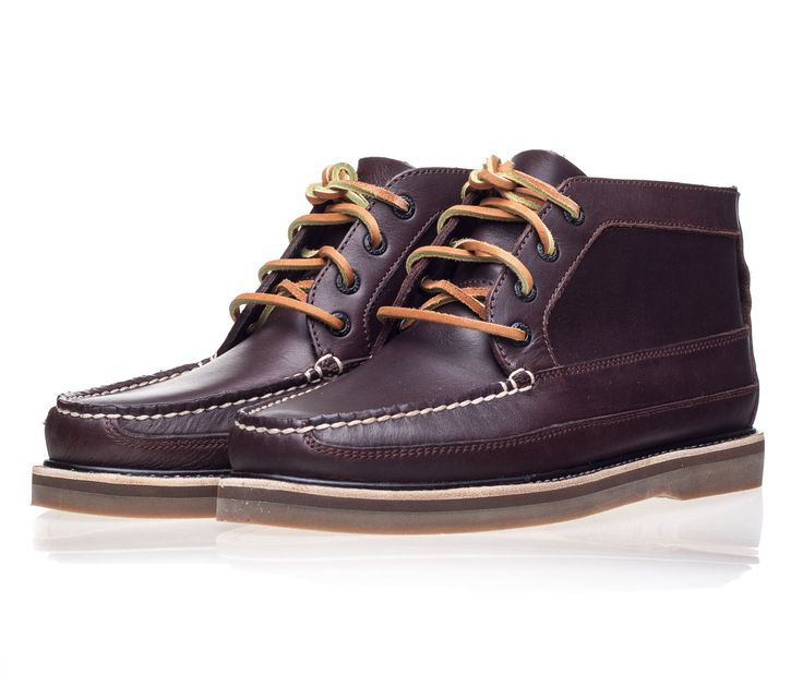 Мужские ботинки Sperry Top-Sider A/O DBL SOLE CHUKKA кожаные классические! 1 830 грн