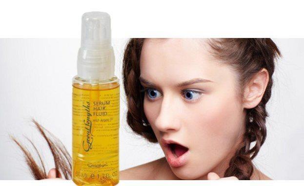Serum Hair Fluid Great Lengths Long Hair hairstyle (Find us on: www.facebook.com/GreatLengthsPoland)