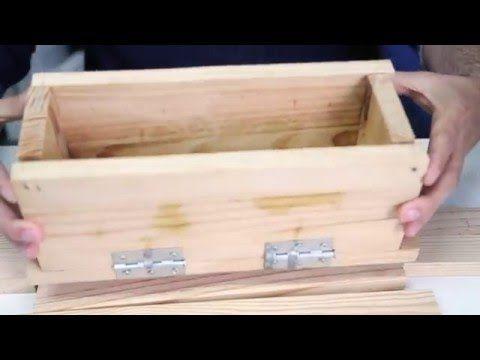 Cómo hacer moldes para jabones. Cosmética natural. - YouTube
