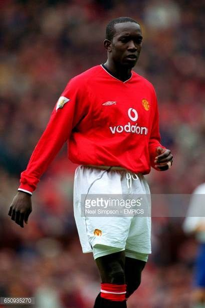 Dwight Yorke Manchester United