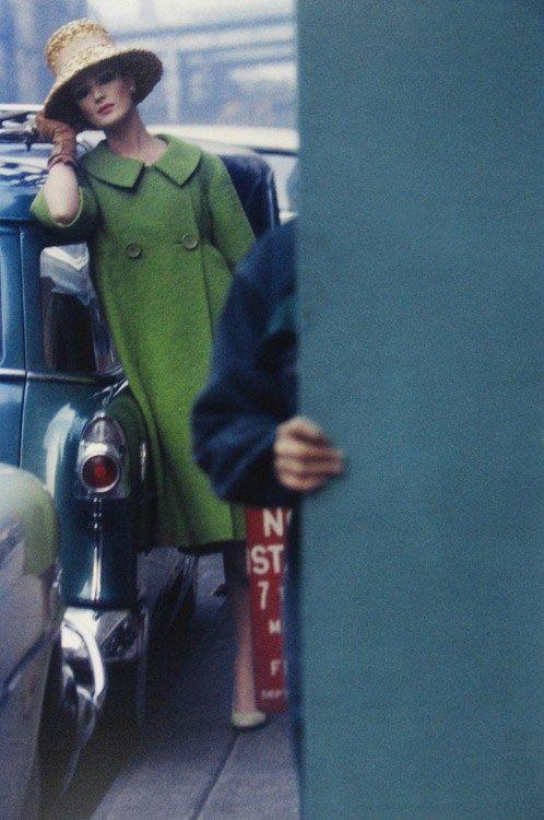 A set of photographs by Saul Leiter (1923-2013) | Pavel Kosenko