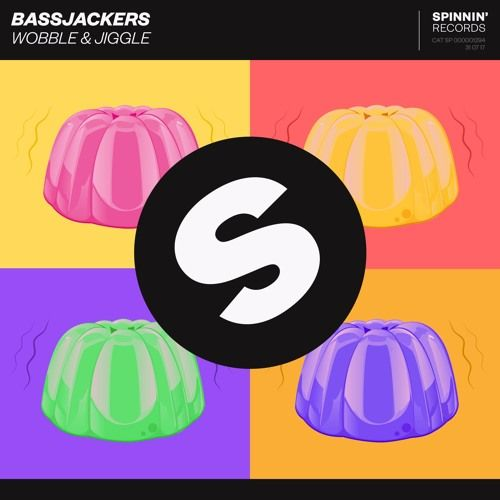Bassjackers - Wobble & Jiggle [OUT NOW] by Spinnin' Records