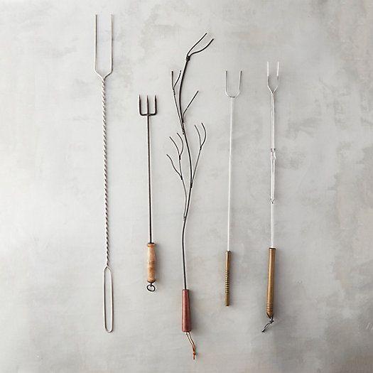 Extendable Roasting Fork