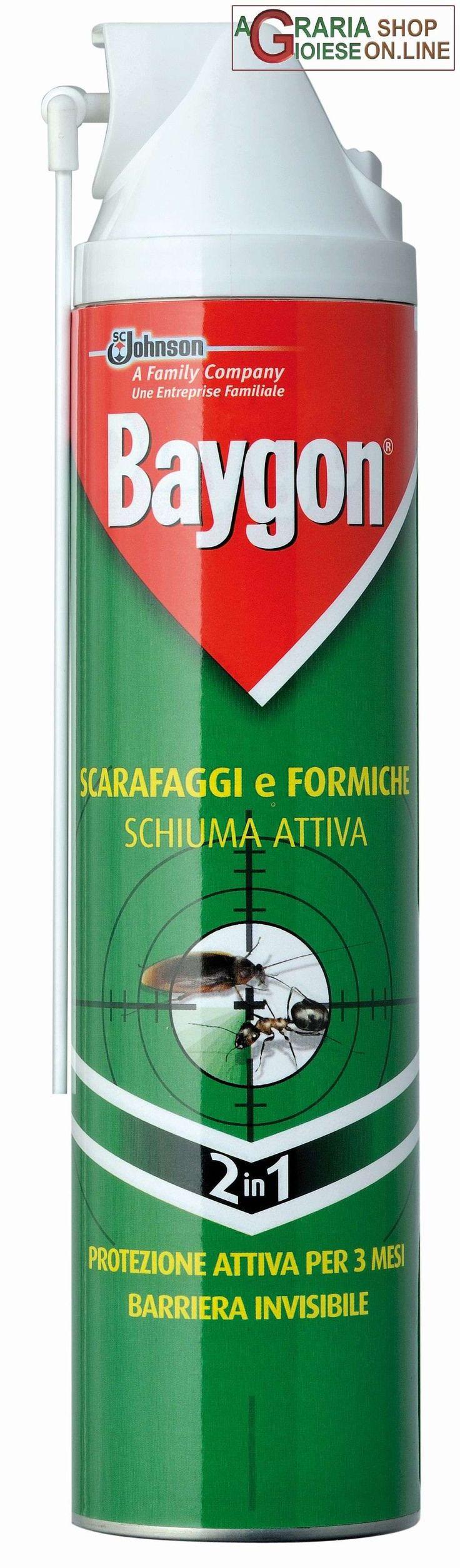 BAYGON SCHIUMA ML. 400 SCARAFAGGI E FORMICHE https://www.chiaradecaria.it/it/insetticidi-uso-civile/1272-baygon-schiuma-ml-400-scarafaggi-e-formiche-8000560520019.html