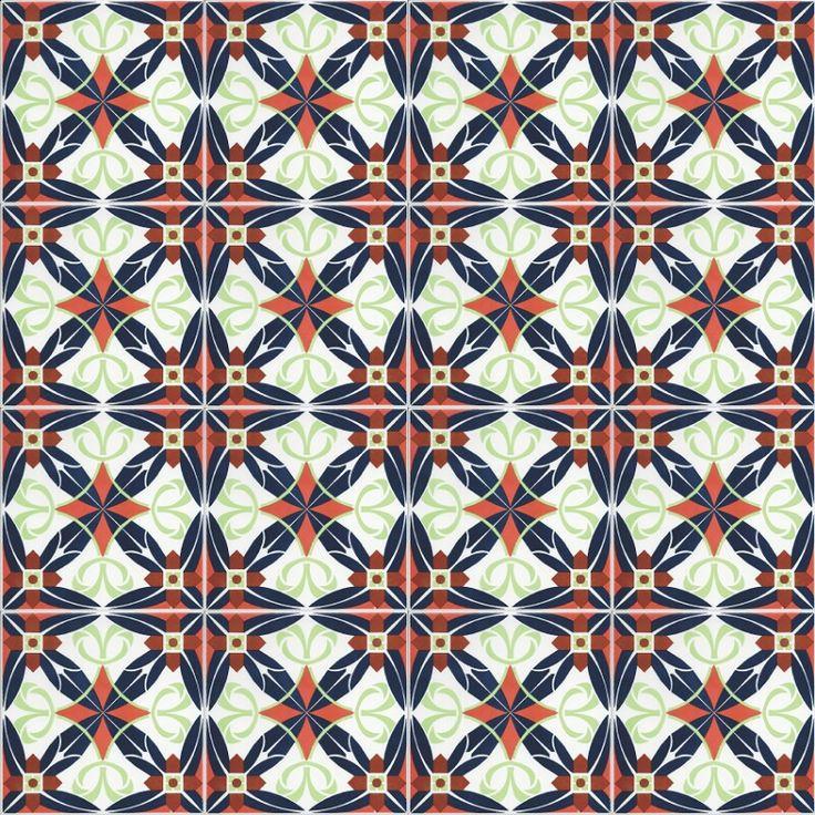 Las 25 mejores ideas sobre azulejos geom tricos en for Azulejos sobre azulejos
