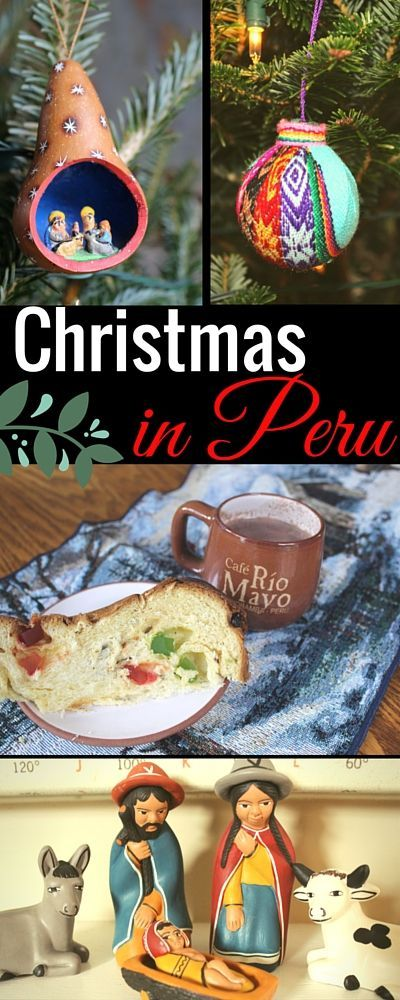 What Christmas in Peru is like, with video of traditions and songs. A big part of navidad for Peruvians is Noche Buena, complete with panetón and hot chocolate.