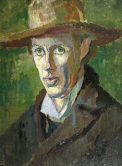 Adrian Stephen by Duncan Grant, c.1910