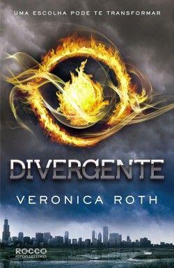 Divergente - Livro 01 - Livros de Romance  Confira Resenha!
