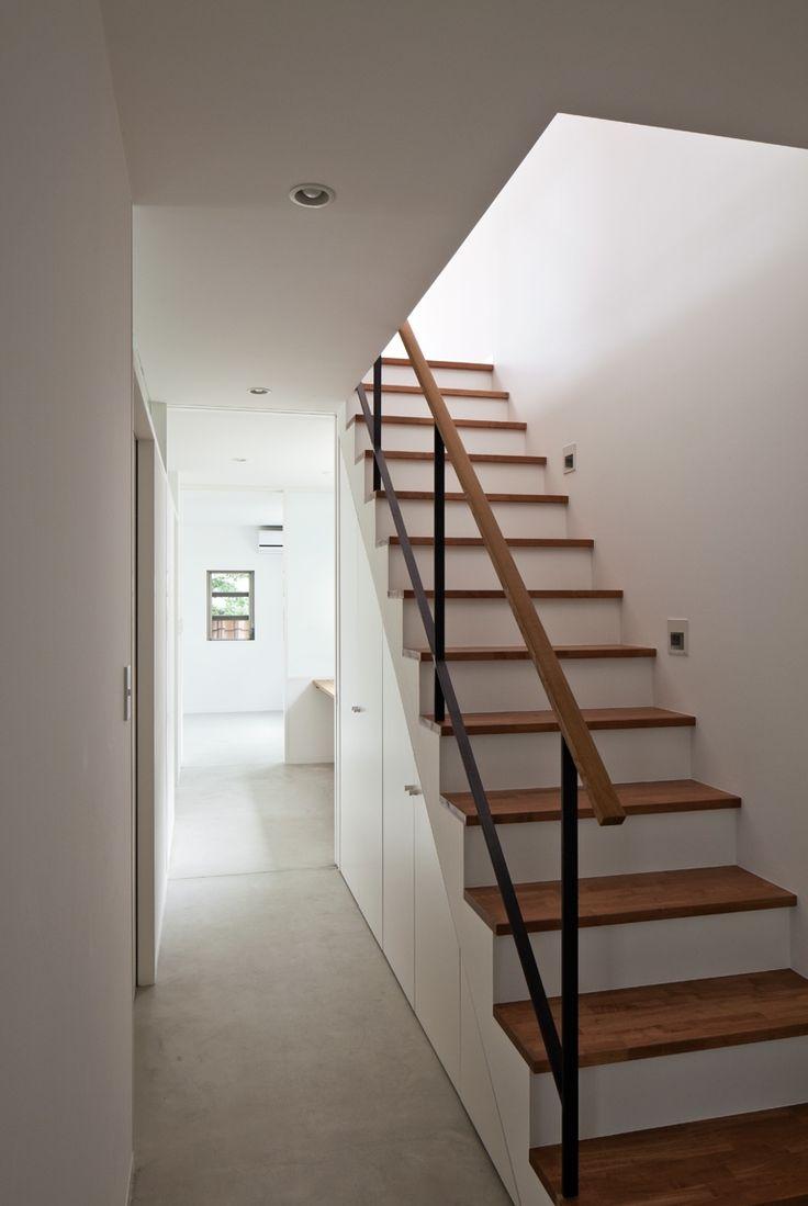 T邸の部屋 階段