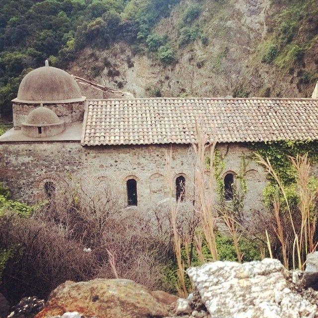 Abbazia di Santa Maria a Mili S.Pietro a Messina #invasionidigitali #siciliainvasa2014 #invadizancle