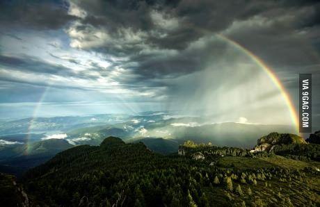 Romanian Carpathians