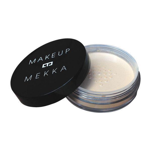 MINERAL SAPPHIRE LOOSE SETTING POWDER fra Makeupmekka. Om denne nettbutikken: http://nettbutikknytt.no/makeupmekka-no/